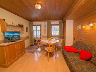 Photo for TYPE C: Apartment 3-5 pers / 2 bedrooms / bath, WC - Kitzsteinhorn, Seeappartement