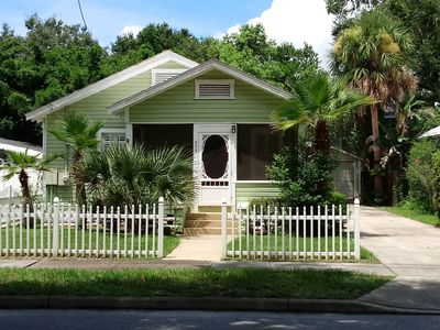Photo for LUXURY Cottage in Mount Dora Historic District!