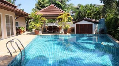 Photo for Phuket luxury detached villa with garden and pool
