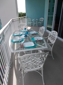 Updated Legacy Towers Condo w/ Oversized Balcony & Access to 3 Pools