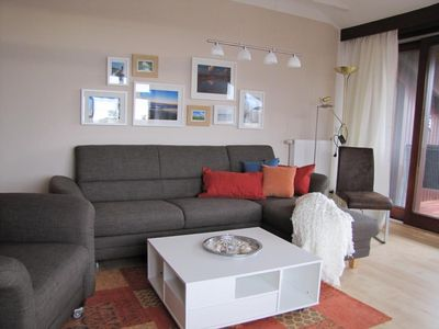 Photo for comfortable apartment for 2-3 P. overlooking the North Sea, * Wi-Fi *, Pets Allowed