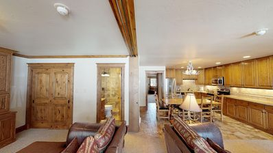 Photo for Spacious Two Bedroom Condominium with Hotel Perks!