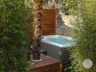 Photo for City House in Bordeaux with a garden and a jacuzzi