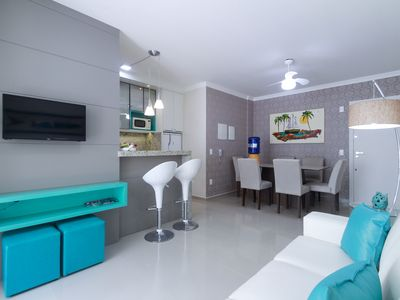 Photo for Apartment With 2 Bedrooms On The Beach Pumps