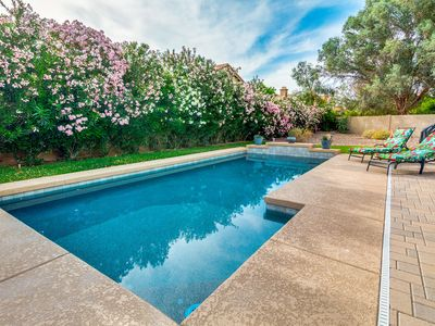 Photo for Scottsdale Perfect Location with a Gorgeous Pool! 30 Night Minimum Stay!