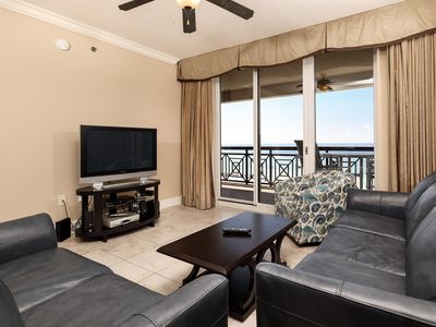Photo for Azure 504: SLEEPS 10! 5th floor, FREE BEACH SVC