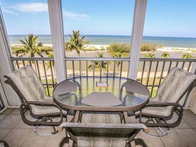 Photo for Enjoy the breathtaking views of the Gulf of Mexico each morning at Sun Caper 405.