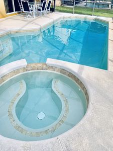 PRIVATE POOL AND SPA