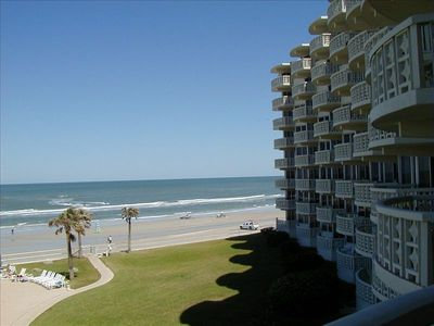 Photo for Direct Oceanfront  Furnished 2 Bedrooms 2 Bathrooms Condo, Walk to Everything