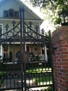 Front Gates---Welcome to your vacation home