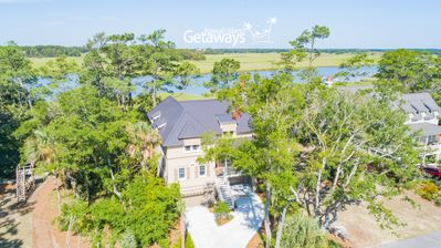 Photo for New Construction, Incredible Riverviews, Community Pool and Dock