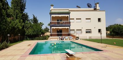 Photo for RENTAL VILLA WITH SWIMMING POOL MEKNES MOROCCO