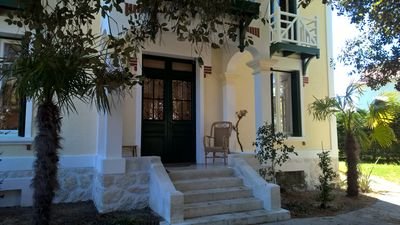 Photo for Superb character villa near beaches and center of Saint-Palais-sur-Mer