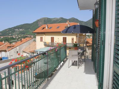 Photo for Nice apartment on the Amalfi Coast and close to the Path of the Gods
