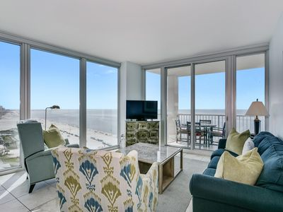Photo for Gulf Front Condo In Gulf Shores ~ Unbeatable Gulf Views ~ Indoor & Outdoor Pools
