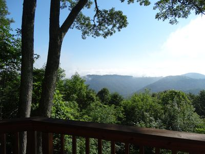 Photo for More Mountains Less Stress at Skyline View!