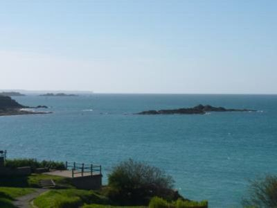 Photo for Villa with stunning views over the sea