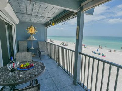 Beach Front Condo ☼ Sunset Views! Located in Holmes Beach