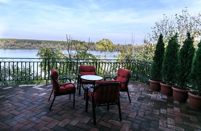 Photo for Gardosh Panorama offers  accommodation in Belgrade with best Danube river view