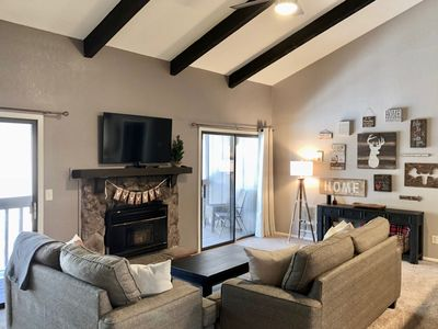 Looking to get away from it all?  Beautifully renovated condo
