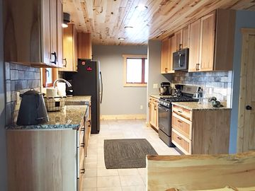 Completely Renovated Home Sitting On Moose Lake