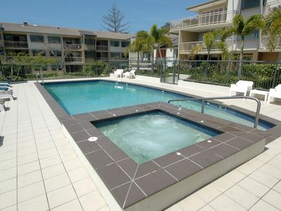 Photo for Two Bed Apartment in the heart of Burleigh Heads