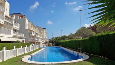 Photo for Las Dunas, luxury app at 50 m from Arenal beach Javea
