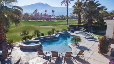 Photo for CROWN JEWEL OF PGA WEST - SPECTACULAR MOUNTAIN VIEW HOME ON A PREMIUM LOT!!