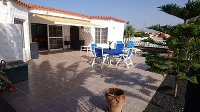 Photo for Attraktieves Chalet on the Costa Calma with many extras and air conditioning