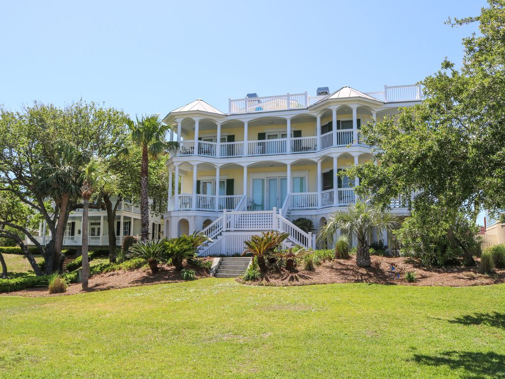 Beach Mansion With Pool Most Gorgeous Home Homeaway