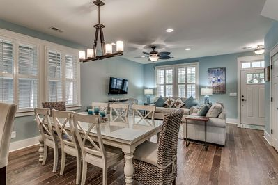 Free Tickets to Local Attractions! Lovely Townhome, Covered Patio & Garage  in North Beach Plantation - Windy Hill