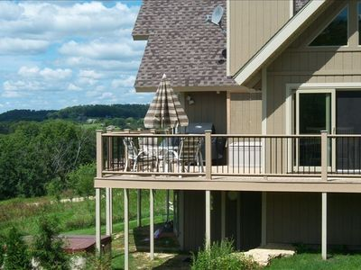 Photo for Hillside With Breathtaking Views, Beautiful Upscale Home, Hot Tub- Sleeps 10