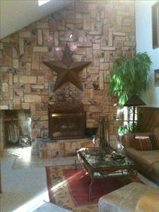 Photo for Texas House: Mountain Home in Ruidoso/Alto Lakes Golf & CC. New Heating & A/C