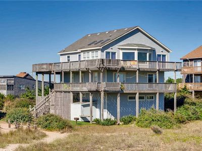 Photo for Rejuvenate w/ Oceanfront View, Hot Tub, Media Rm, Game Rm, Wet Bar, Dog-Friendly
