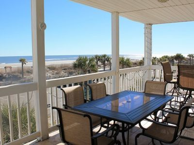 Photo for Dolphin Watch Condominiums Unit 8 - Ocean Front - FREE Wi-Fi