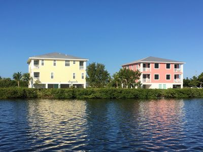 Photo for Porpoise Point - Amazing 3 BR Townhouse Overlooking Matlacha Pass