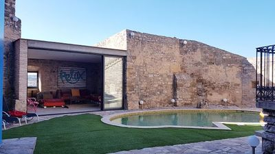 Photo for Self catering Castell de Fonolleres for 12 people