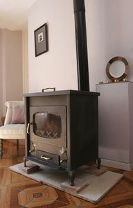 Stove for colder months