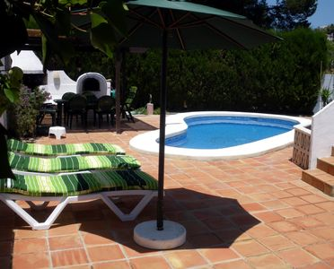 Photo for 150m to Stunning Mediterranean Bay - Detached 3bed/3bath Villa & Private Pool