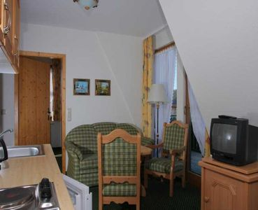 Photo for Suite with mini kitchen (2 pers.) - Hotel and Berggasthaus Sonnenhof