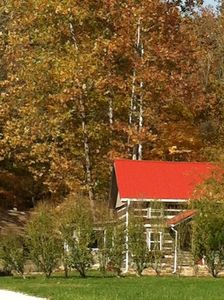 Photo for Log Cabin In Beautiful Brown County