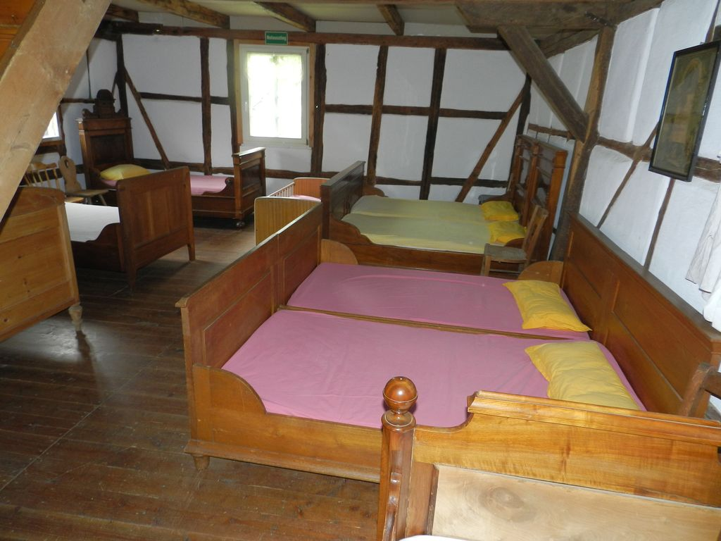 heuherberge u0027 with large winter garden vacation barn for rent in