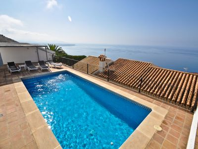 Photo for Beautiful villa with 3 bedrooms, 2 bathrooms, private pool and wonderful views