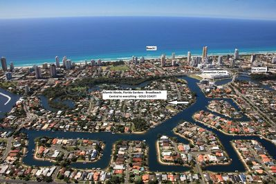 Central to EVERYTHING GOLD COAST!