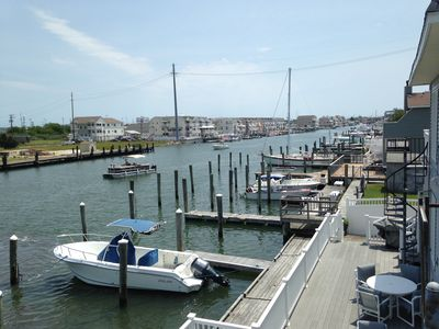 Photo for Beautiful Bay Front Condo with Boat Slip.