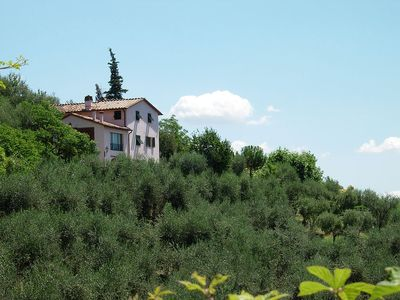 Photo for 5 bedroom Villa, sleeps 10 in Saltocchio with Pool and WiFi