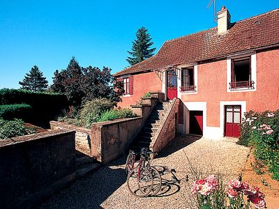 Photo for 2 bedroom Villa, sleeps 4 in Marigny-le-Cahouet with WiFi
