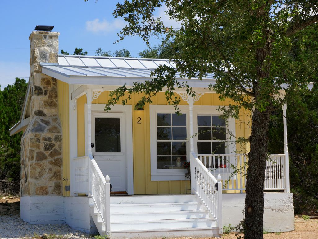 1 of 4 Charming Shabby Chic Cottages on Expansive Ranch with Views!