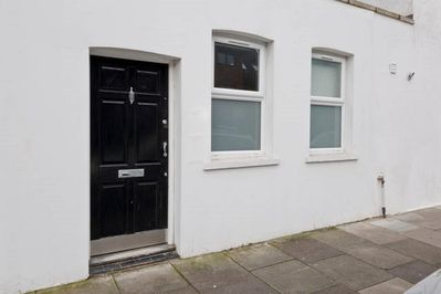 Maisonette with private entrance