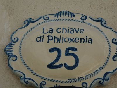 Photo for Philoxenia's key